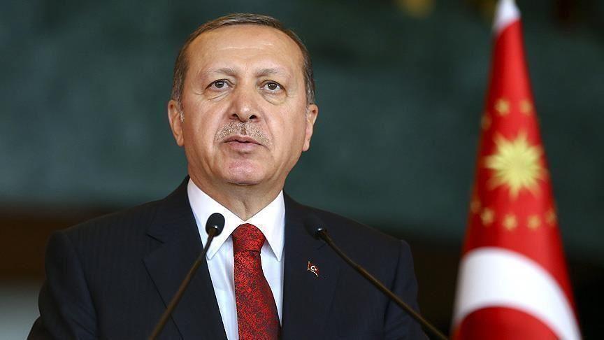 آخر قرارات أردوغان اليوم