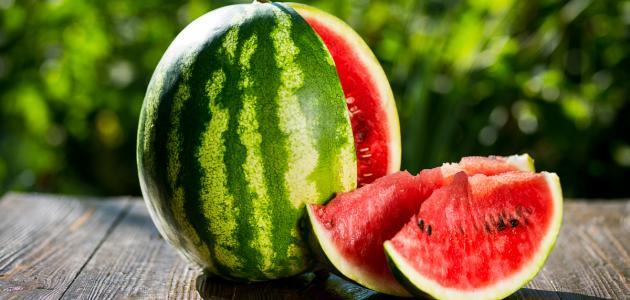 من عليهم تجنب الإفراط بتناول البطيخ الأحمر تركيا اليوم
