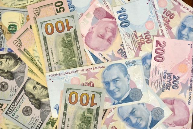 سعر الدولار مقابل الليرة التركية IFC market