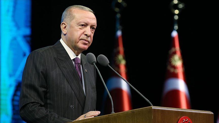 آخر أخبار أردوغان اليوم الآن