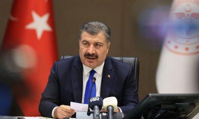 تصريحات مهمة لوزير الصحة التركي