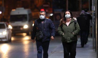 عدد اصابات كورونا في تركيا