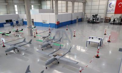 طائرات تركية الصنع