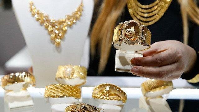 أسعار الذهب عيار ٢٢و٢١ في تركيا